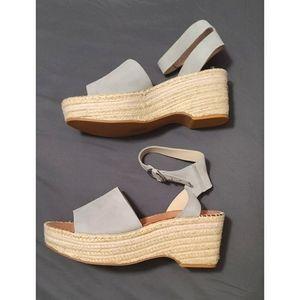 Dolce Vita Grey Sandals